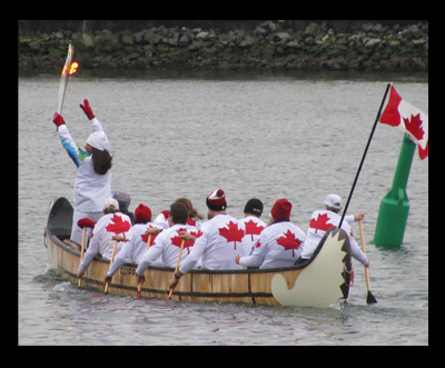 ATAC™ Dragon Boat Jerseys and the Olympic Flame